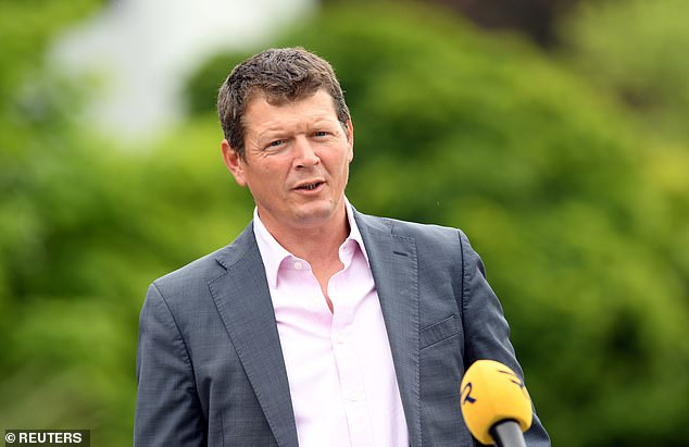 Trainer Andrew Balding claims double triumph at Kempton