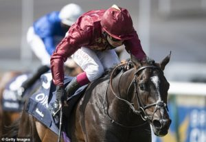 Kameko set to run in Epsom Derby as favourite after race record time in 2,000 Guineas victory