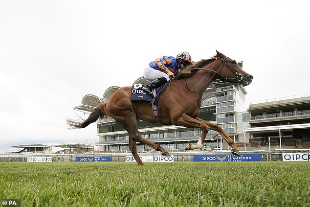 Love wins 1,000 Guineas at Newmarket and secures status as favourite for Epsom Oaks