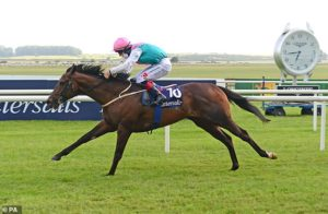 Siskin swoops to preserve his unbeaten record in thrilling Irish 2,000 Guineas at the Curragh