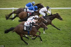 Fallon eyes Ascot glory after claiming slice of history by riding 200-1 shot Intercessor to victory