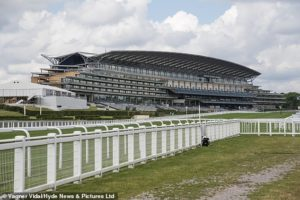No top hats or dresses at Royal Ascot with flat racing's showpiece kicking off without fans