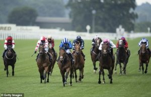 Third-time lucky for Battaash as sprinter turns into the beast to land the King's Stand Stakes