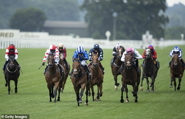 Third-time lucky forBattaash as sprinter turns into the beast to land the King's Stand Stakes