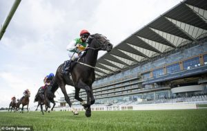 Muir eyes Derby after Pyledriver pulls fairytale success in the King Edward VII Stakes