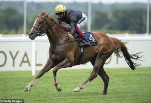Stradivarius delivers incredible performance to secure hat-trick of successive Gold Cups