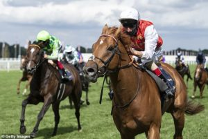 Clive Cox finds Golden bullet and targets July Cup forGroup One Commonwealth Cup winner