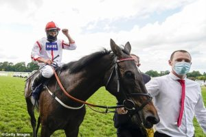 Jockey Tom Marquand emulates girlfriend Hollie Doyle by claiming first Royal Ascot triumph