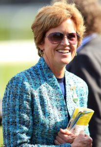 Tributes pour in for Aintree chairman Rose Paterson after first female head is announced dead at 63