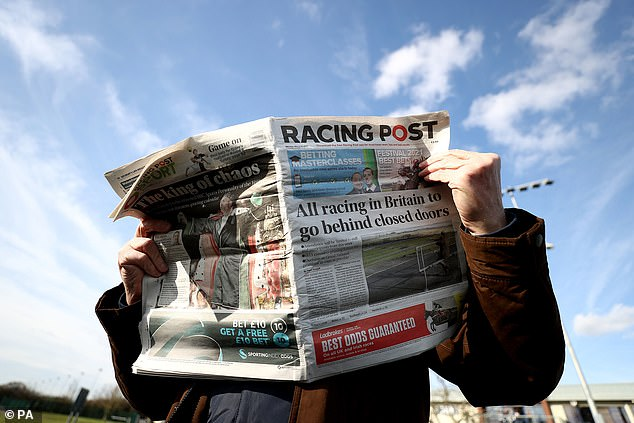 Racing Post set to re-start print edition once again on Monday after ceasing publication in March