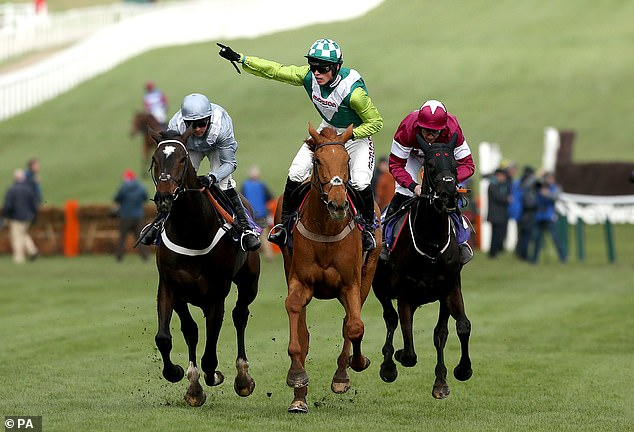 British Horseracing Authority produce plan for big races to return at the end of May