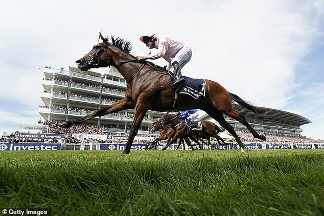 Prize money for the Derby plummets with this season's race only worth a THIRD of last year's race