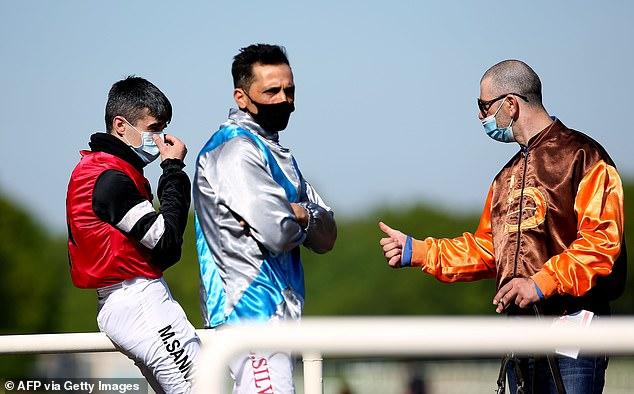 Racing colours manufacturer Allertons volunteers to supply scrubs for NHS workers