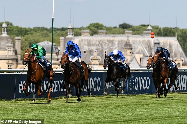 Plumatic tipped for Chantilly success as Francis Graffard looks to continue fine form