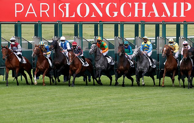French racing suffers setback after government closes tracks in Paris and North-East until June 2
