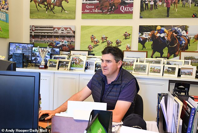 Hugo Palmer believes horse racing is well equipped to take strict Covid-19 protocols in its stride