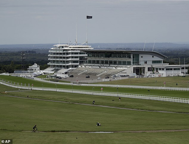 Big races including the Derby are insured if coronavirus pandemic hits race meetings in 2021