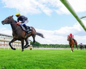 SAM TURNER'S TIPS FOR THE DERBY: Frankie Dettori and English King at Epsom… and all the best bets