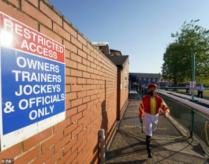 BHA confirm meeting at Leicester on Tuesday WILL go ahead despite Covid-19 concerns across city