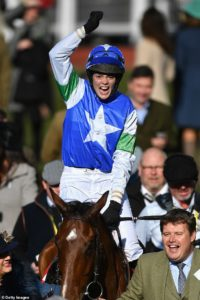 Record-breaking jump jockey Lizzie Kelly announces her retirement from horse racing