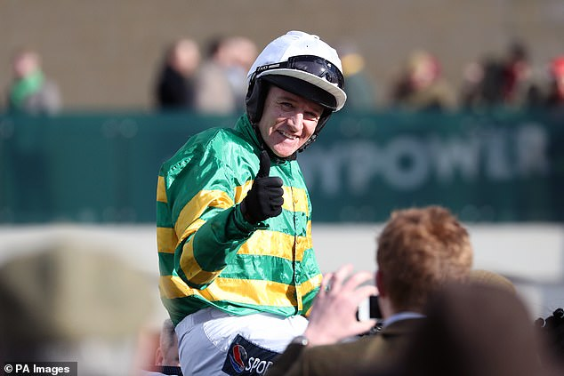 Leading jump jockey Barry Geraghty announces retirement from racing after glittering 24-year career