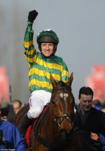 Cheltenham king Barry Geraghty announces retirement from racing after victory-laden career