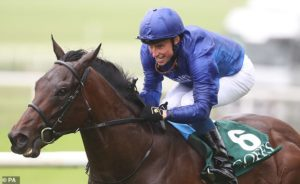 Pinatubo stars as Charlie Appleby and William Buick secure a stunning treble victory at Deauville