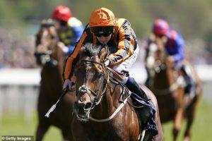 Telecaster 10-3 favourite for Saturday's Sky Bet York Stakes