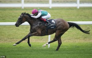 Enable claims third King George VI & Queen Elizabeth Stakes win at Ascot