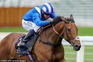 Battaash bids to follow Stradivarius into history books by winning fourth King George Stakes