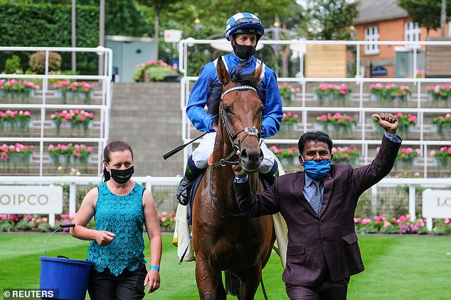 Hukum set to race atGeoffrey Freer Stakes in Newbury if he comes through workout on Wednesday