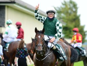 Lucky Vega impresses with dominant win in eventful Keeneland Phoenix Stakes at the Curragh