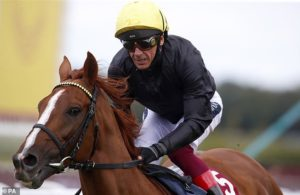 Frankie Dettori to miss York's Ebor meeting after opting to ride in France this weekend
