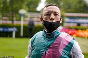 Frankie Dettori faces quarantine after France trip, returning to UK after taking Deauville victory