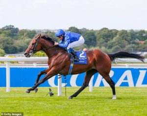 Charlie Appleby-trained Ghaiyyath made favourite for Juddmonte International Stakes
