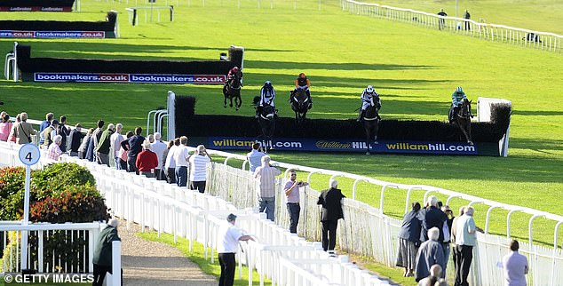 Britain's biggest racecourse group set to announce job losses due to the coronavirus pandemic