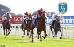 Love fires Arc warning to Enable after cruising to victory in the Darley Yorkshire Oaks at York