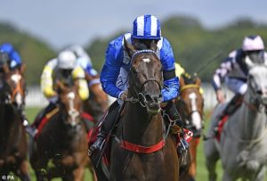 Sussex Stakes winner Mohaather retired after picking up 'significant bone bruising' in his leg