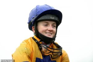 Hollie Doyle's former coach praises jockey's 'determination' after she rode five winners at fixture