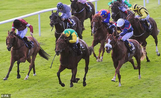 Overseas jockeys allowed to ride on Group One racedays in Ireland after changes to Covid-19 guidance