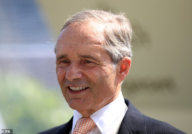 Andre Fabre refuses to rule out involvement at the Prix de L'Arc de Triomphe with Persian King