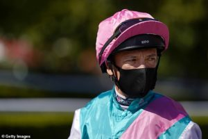 Frankie Dettori hopeful of securing seventh St Leger win on Aidan O'Brien trained horse Santiago