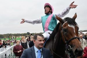 Dettori faces his biggest test as legendary jockey seeks to guide Enable to third Arc win