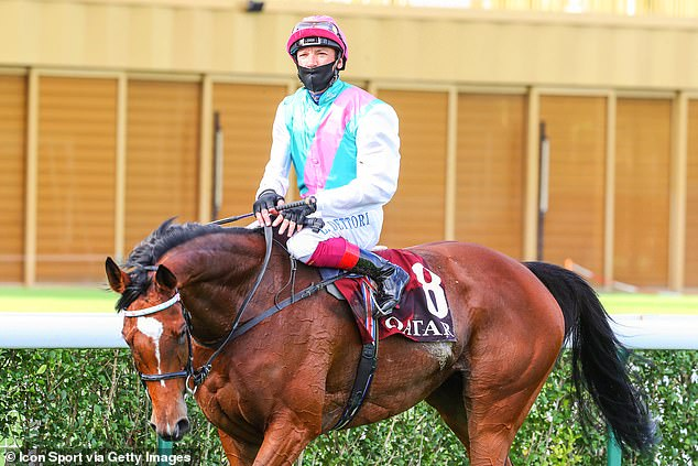 Enable's historic Prix de L'Arc de Triomphe quest sinks
