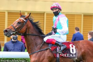 The return of Enable to Newmarket gallops has fueled speculation that she could race once more