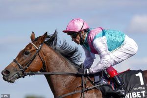 Two-time Arc winner Enable is retired