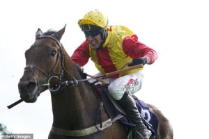Robbie Power hopes to return THIS week after injuring knee in Aintree fall on Sunday