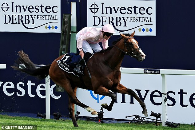O'Brien pair Anthony Van Dyck andTiger Moth are first and second favourites for Melbourne Cup