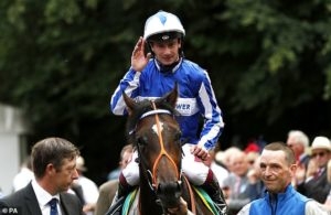 Clouds over champion jockey Oisin Murphy's Breeders Cup bid as prospect of six-month ban looms