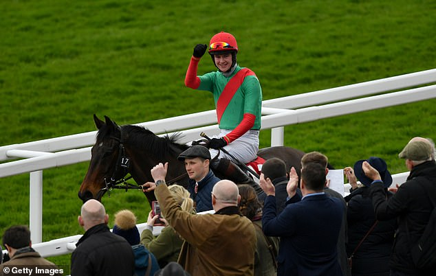 The Conditional expected to star in Saturday's Ladbrokes Trophy